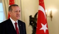 Cumhurbaşkanı Erdoğandan şehit ailelerine taziye telgrafı