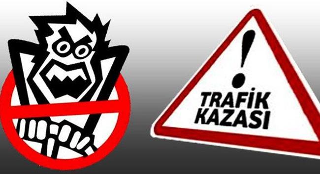 Manisa-Akhisarda trafik kazası