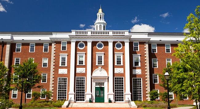 Harvarda 350 milyon dolar bağış