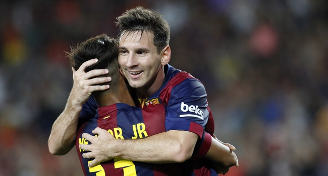 Barcelona PSGyi bozguna uğrattı