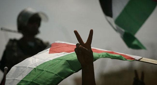 """Gazze halkı """"Han el-Ahmere vefa sloganı"""" ile yola çıkıyor"""