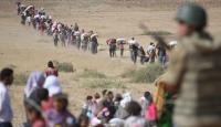 Suriyelilerin geçişine izin verildi