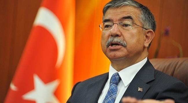 Milli Eğitim Bakanı Yılmazdan müfredat açıklaması