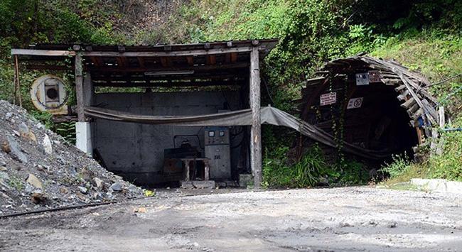 Zonguldakta kömür ocağında göçük