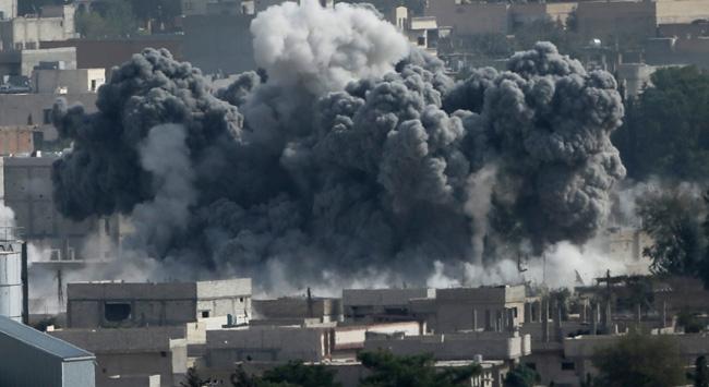 IŞİD hedefleri bombalandı