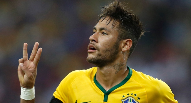 Ferguson'dan Neymar'a övgü
