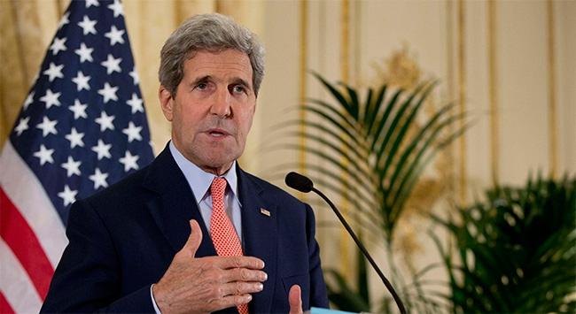 Kerry, Londra ve Cenevreye gidecek