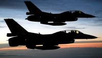 ABDde iki savaş uçağı havada çarpıştı