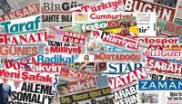 Bugünkü gazete manşetleri (8 Şubat 2016)