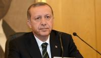 Cumhurbaşkanı Erdoğandan şehit ailesine taziye