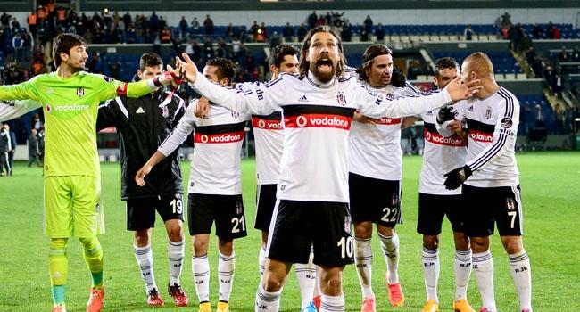 """Beşiktaş 2014ü """"göçebe"""" geçirdi"""