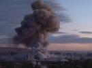 İntihar saldırısı Suruç'tan görüntülendi