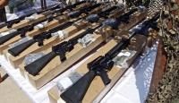 4 ilde silah kaçakçılığı operasyonu