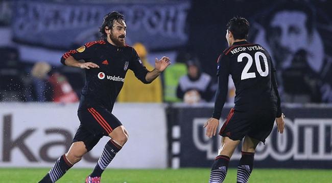 Beşiktaş, derbi tekrarı için TFFye başvurdu