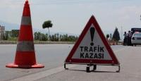 Gölbaşında trafik kazası: 3 ölü