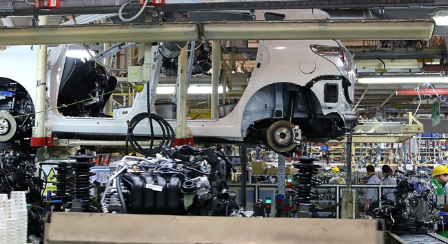 İngiliz otomotiv sektöründe her 6 kişiden biri işini kaybedebilir