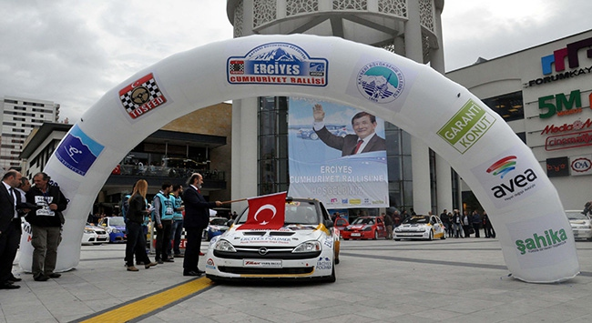 Erciyes Cumhuriyet Rallisi