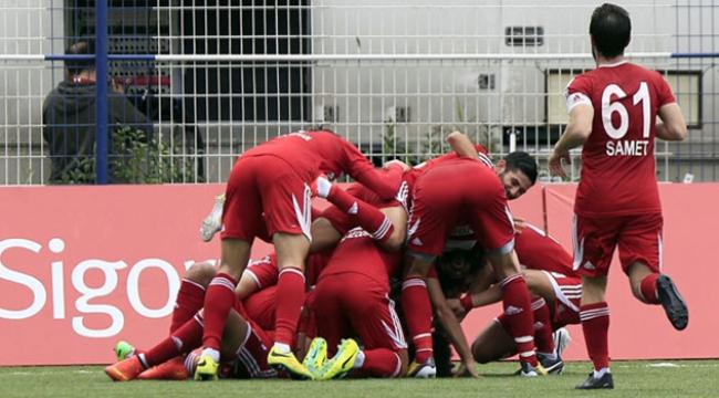 Türkiye Kupasında büyük sürpriz