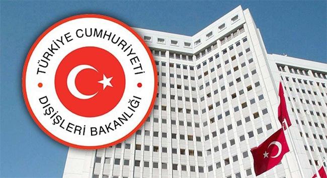 Türkiyeden Afganistandaki saldırılara kınama