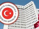 Türkiye'den Afganistan'daki saldırılara kınama