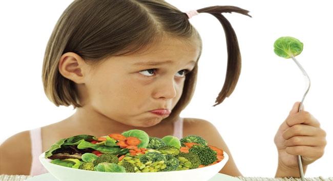 Çocuğunuz sebze yemeği yemiyorsa...