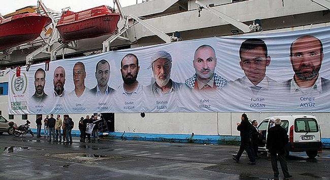 Mavi Marmara davasının düşürülmesi talep edildi