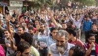 Mısırda protestoculara yönelik idam kararlarına iptal
