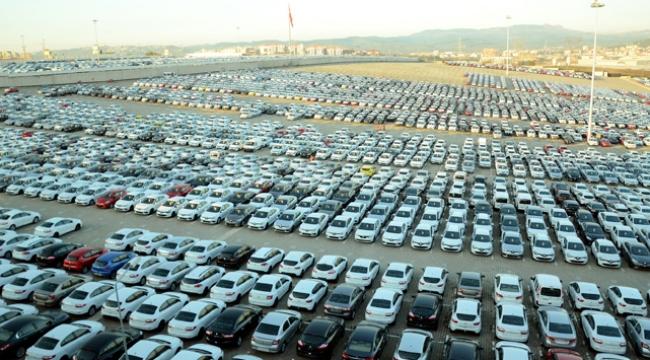 """""""İkinci el"""" otomotiv pazarı yüzde 8 büyüdü"""