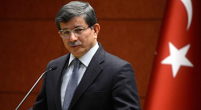 """Başbakan Davutoğlu, """"Erken seçim güçlü ihtimal"""""""
