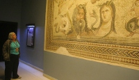 Zeugma Mozaik Müzesi sanal ortama taşındı