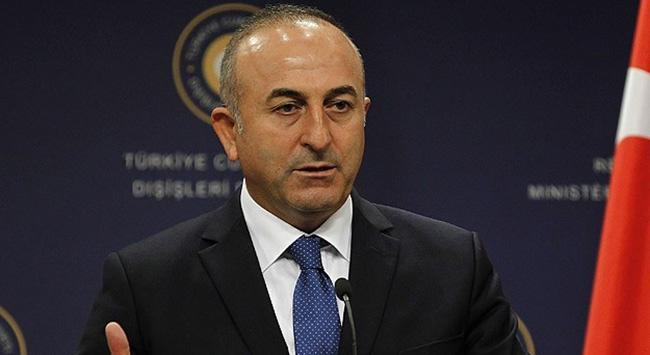 Çavuşoğlu, anlaşma hakkında bilgi aldı