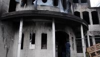 Almanyadaki camilere yönelik saldırı raporu