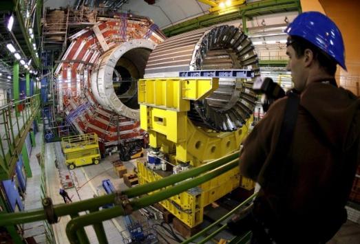 CERNde yeni keşif!