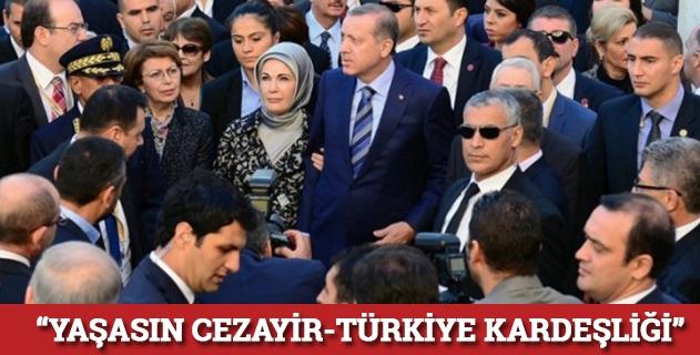 Cumhurbaşkanı Erdoğan, Keçiova Camisini gezdi