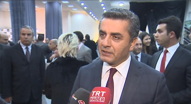 """""""TRT, büyük bir proje başlattı"""""""