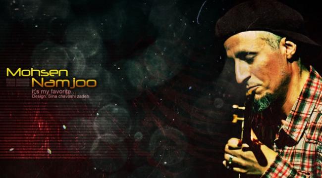 Mohsen Namjoo konser verecek
