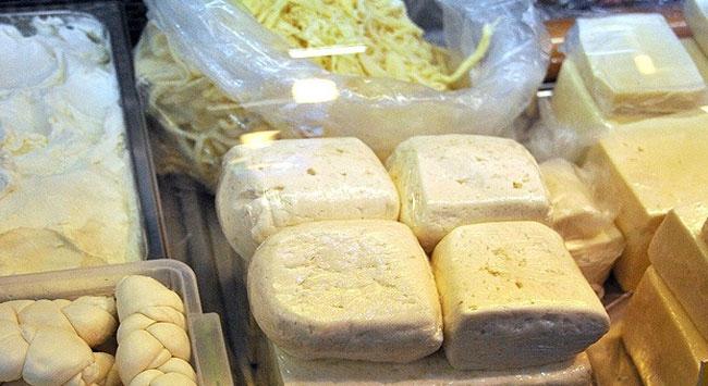 Peynirin tuzu azalıyor, ambalaja giriyor
