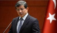 Başbakan Davutoğlunun kabulleri