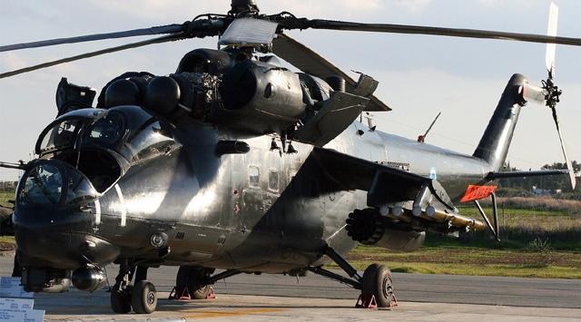 Azerbaycan 24 Savaş Helikopteri Aldı