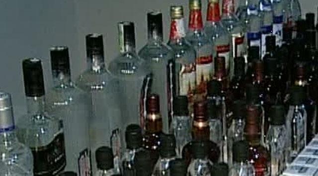Adanada Sahte İçki Operasyonu