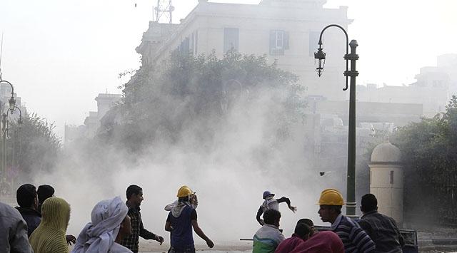 Mısırda Çatışmalar 5. Gününde