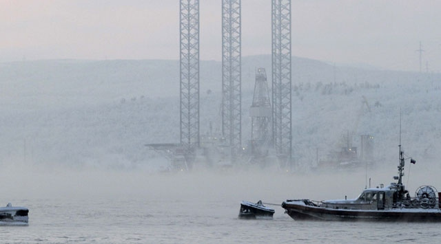 Petrol Platformu Devrildi: 49 Kişi Kayıp