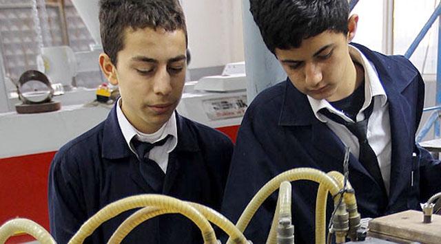 Fabrika Gibi Çalışan Okul
