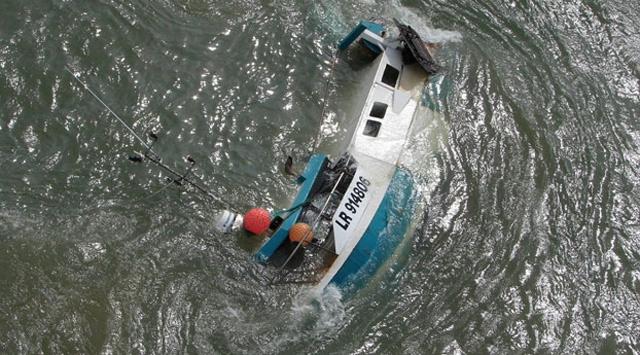 Nijeryada tekne alabora oldu