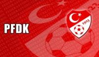 PFDKdan Bursaspora ceza