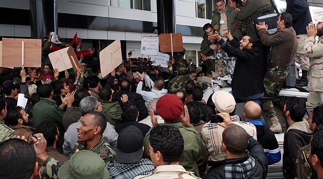 BMden Libya Uyarısı