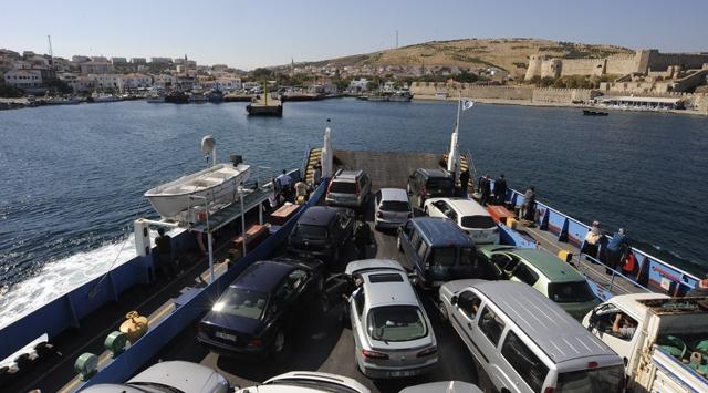 İstinye-Çubuklu arabalı vapur hattı hizmete giriyor