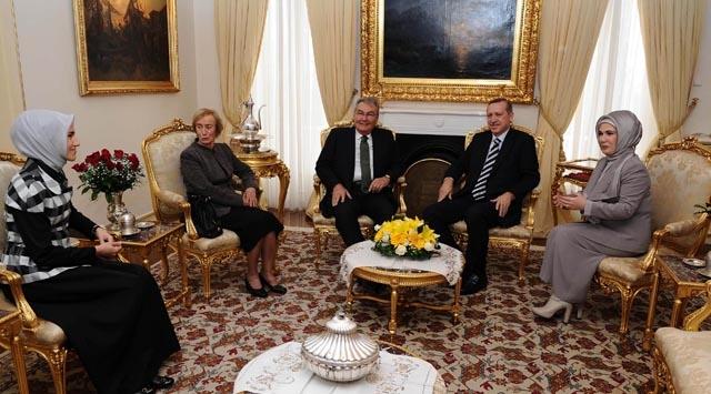 Baykaldan Başbakana Sıcak Ziyaret