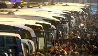 Bazı Otobüs ve Uçak Seferleri İptal