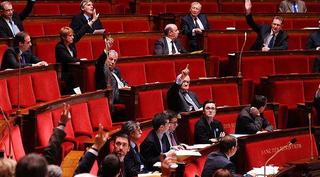Fransız Senatosunda İnkar Turları